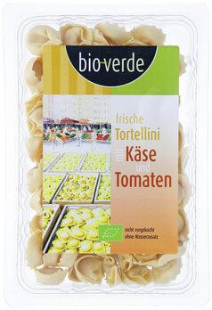 Frisch Tortellini mit Käse und