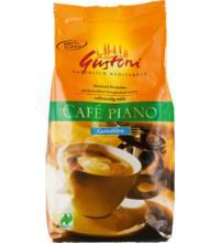 Café piano, natürlich mild, gemahlen