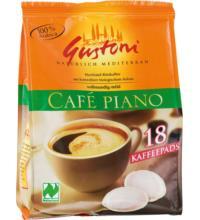 Café piano Kaffee Pads Kaffee