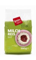 green Milchreis, weiß