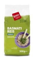 green Echter Basmati Reis brau