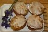 Dinkel Zitrone Muffin