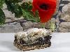 Mohnkuchen Bio nur mit Honig gesüsst