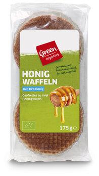 Honigwaffeln von Green
