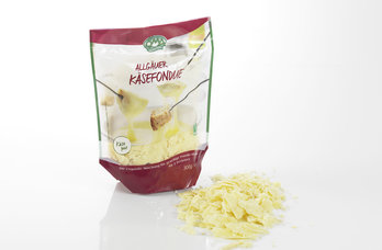 Allgäuer Käse-Fondue 48%F